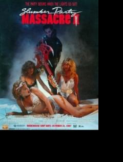 Slumber Party Massacre II (1987)