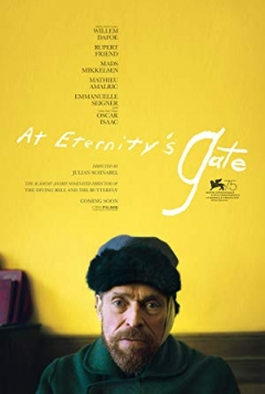 At Eternity\'s Gate - official trailer