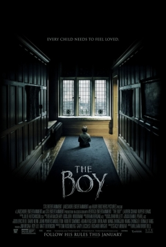 The Boy- Trailer