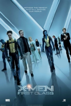 X: First Class Trailer