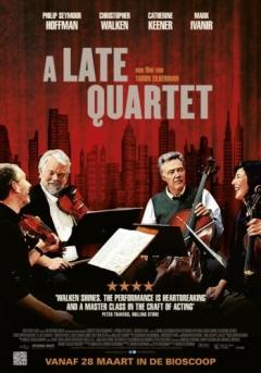 A Late Quartet Trailer