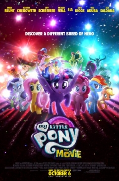 Channel Awesome - My little pony: the movie (2017) - tamara just saw