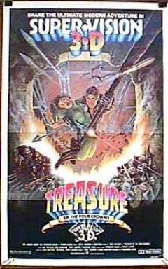 Tesoro de las cuatro coronas, El (1983)
