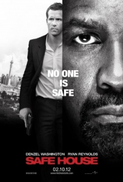 Safe House Trailer