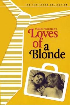 Lásky jedné plavovlásky (1965)