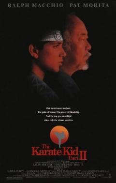 The Karate Kid Part II Trailer