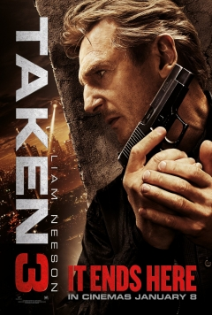 Taken 3 - Exclusive Trailer