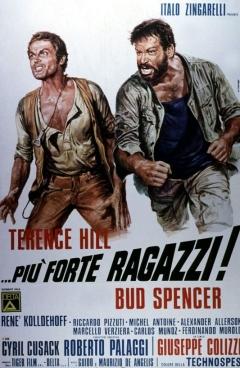 Più forte, ragazzi! (1972)