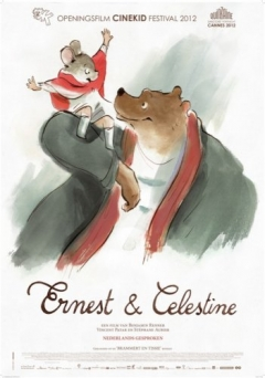 Ernest & Célestine winterpret