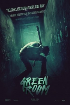 Gevecht op leven en dood in red-band trailer 'Green Room'