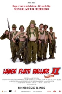 Lange flate ballær II (2008)