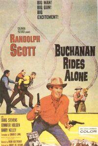 Buchanan Rides Alone (1958)