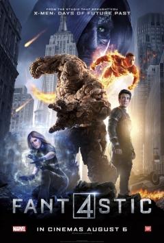 Fantastic Four - Trailer 2