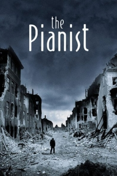 Filmposter van de film The Pianist (2002)