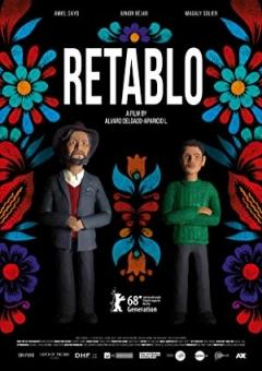 Retablo poster