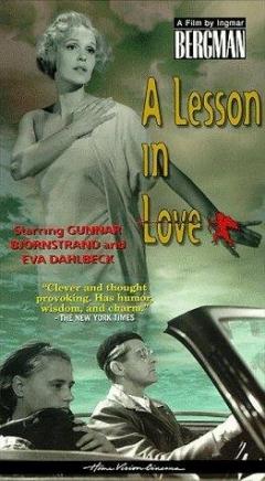 Lektion i kärlek, En (1954)