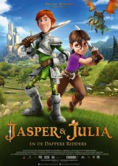 Jasper & Julia en de Dappere Ridders (2013)