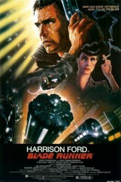 Filmposter van de film Blade Runner (1982)