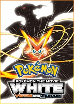 Pokémon the Movie: White - Victini and Zekrom (2011)