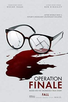 Operation Finale - official trailer