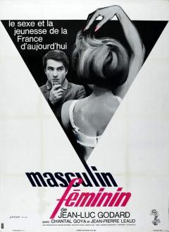 Masculin féminin: 15 faits précis (1966)