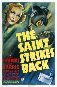 The Saint Strikes Back (1939)
