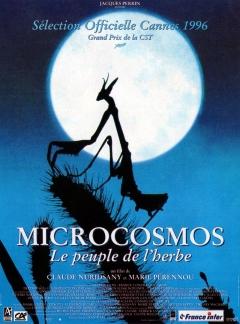 Microcosmos: Le peuple de l'herbe (1996)