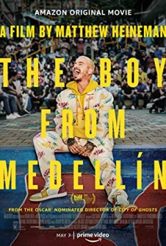 The Boy from Medellín poster