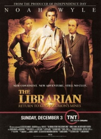 The Librarian: Return to King Solomon's Mines (2006)