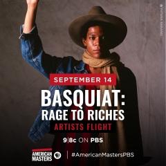 Basquiat: Rage to Riches (2017)