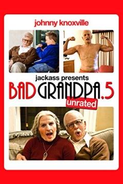 Bad Grandpa .5 Trailer