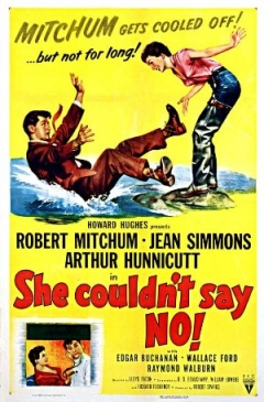 She Couldn't Say No (1954)