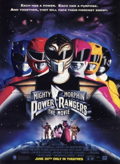 Mighty Morphin Power Rangers: The Movie (1995)