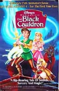 The Black Cauldron Trailer