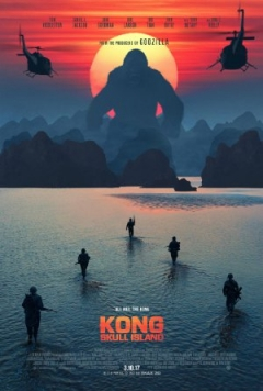 Kong: Skull Island - Internationale trailer