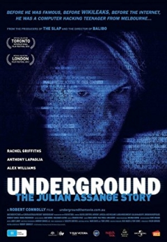 Underground: The Julian Assange Story Trailer