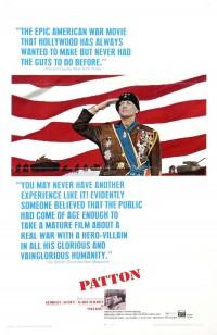 Filmposter van de film Patton (1970)