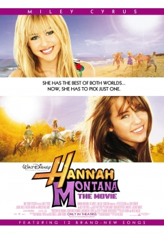 Hannah Montana: The Movie Trailer