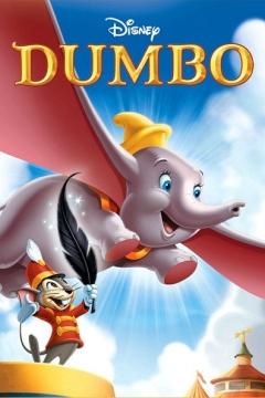 Filmposter van de film Dumbo (1941)