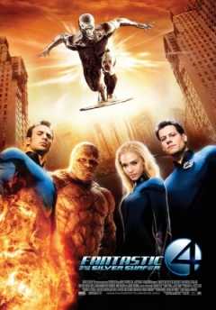 Fantastic 4: Rise of the Silver Surfer Trailer