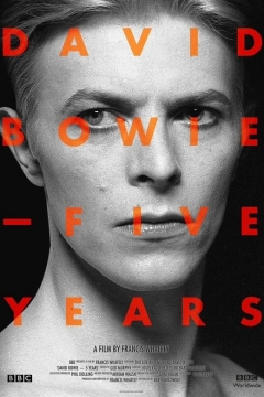 David Bowie: Five Years (2013)