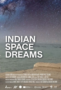Filmposter van de film Indian Space Dreams (2019)