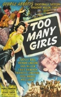 Too Many Girls (1940)