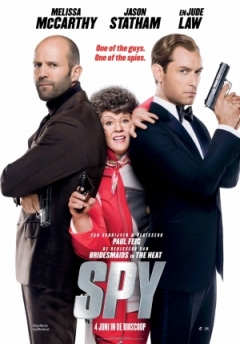 Spy - Red Band Trailer #1