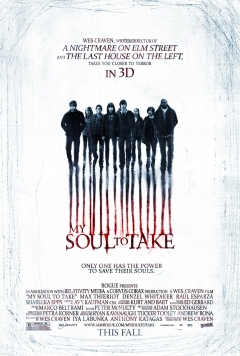 My Soul to Take Trailer