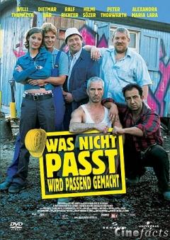 Was nicht paßt, wird passend gemacht (1997)