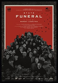 State Funeral poster
