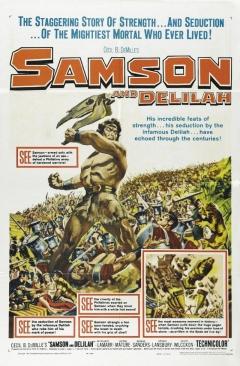 Samson and Delilah (1949)
