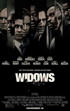 Widows - official trailer