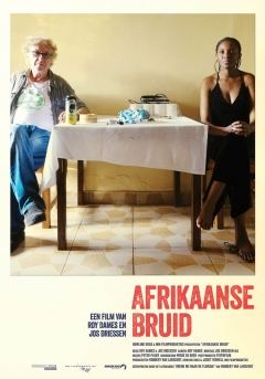 Afrikaanse Bruid poster